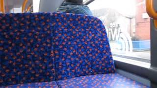 preview picture of video 'Video Stagecoach Manchester 10411 SL64HZU on 85 to Chorlton 20150124'