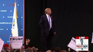 Donald Trump vs. The Hecklers in Massachusetts