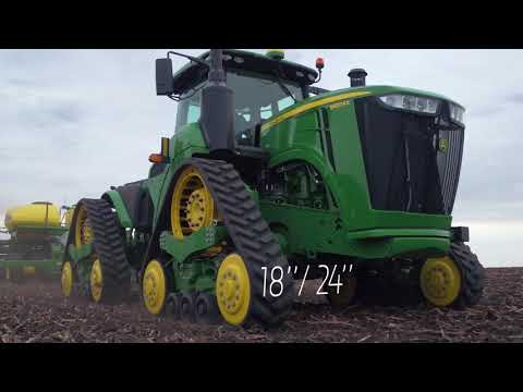 2019 John Deere 9520RX Wide or Narrow in Terre Haute, Indiana - Video 1