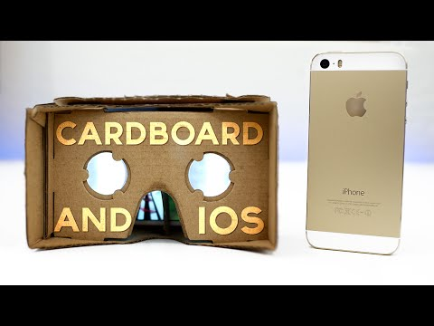Google Cardboard's Cheap VR Can Work With iPhones Too