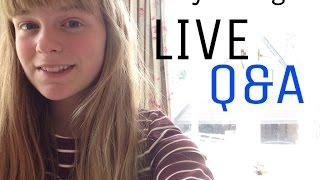 Ruby Granger Live Q&A || 15:00-15:15 25th June
