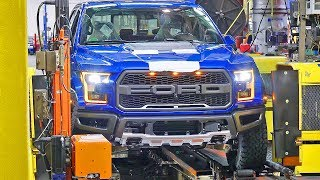2020 FORD F150 – PRODUCTION LINE – American Car Factory
