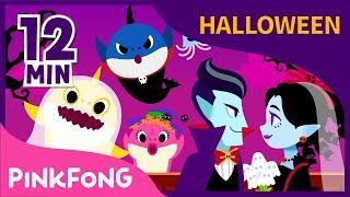Las Mejores Canciones De Halloween | +Recopilación | Pinkfong Canciones Infantiles