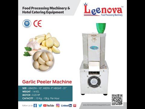 Leenova Garlic Piller Machine