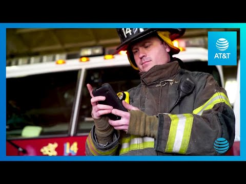 AT&T y FirstNet continúan brindando confiabilidad de la red-youtubevideotext
