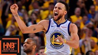 GS Warriors vs Houston Rockets - Game 5 - Full Game Highlights | 2019 NBA Playoffs
