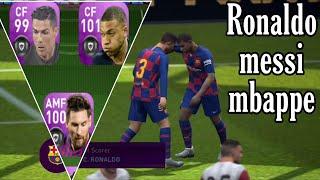 ronaldo brazil pes 2019 mobile - TH-Clip