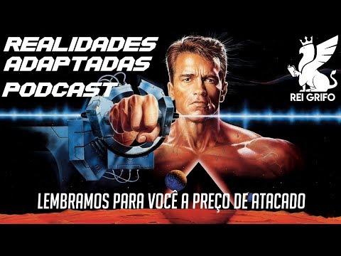 Podcast do Rei Grifo: Realidades Adaptadas - Lembramos a você a preço de atacado