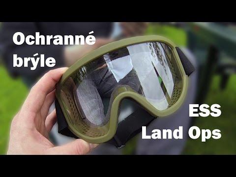 Ochranné brýle ESS Land Ops