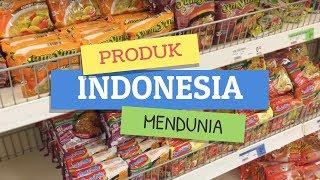 15 Produk Indonesia Yang Mendunia