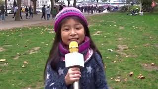 Celine Tam 譚芷昀 -Jessie J Flashlight in London BGT Trip