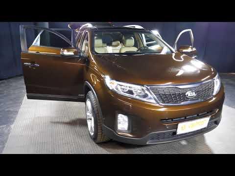 Kia SORENTO 2,2 CRDi AWD TX A 5P (MY13), Maastoauto, Automaatti, Diesel, Neliveto, MLA-701