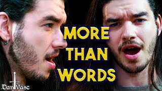 """""""More Than Words"""" - EXTREME Cover"""