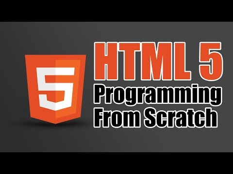 Learn HTML 5 Programming From Scratch | Brad Traversy | Eduonix