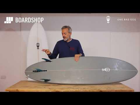 Mark Phipps One Bad Egg Surfboard Review