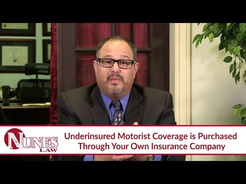 Explaining Underinsured Motorist Insurance and Claims