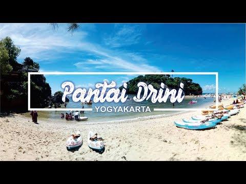 Pantai Drini Gunungkidul Yogyakarta