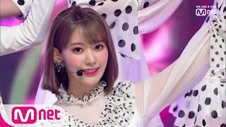 [IZ*ONE   Violeta] KPOP TV Show | M COUNTDOWN 190418 EP.615