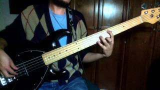 We will fall together - Streetlight Manifesto (Bass cover)