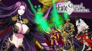 Gorgon  - (Fate/Grand Order) - FGOvertime ~ Gorgon vs The Legendary Trio [FGO NA]