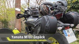 SW Motech Satteltasche & Reise Gepäck   Yamaha MT07 RM17