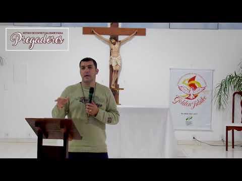 Retiro de Espiritualidade de Pregadores | 4ª Pregação: Nos dias maus, Meu Deus me guardará. - Jeberton Teixeira