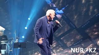 Меладзе еле сдержал слезы, исполняя песню Батырхана Шукенова
