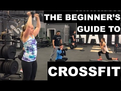 The Beginner's Guide to CROSSFIT – E23