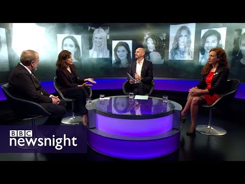 Are the Weinstein allegations a watershed moment? – BBC Newsnight