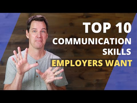What Are Communication Skills? Top 10!