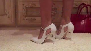 Моя коллекция летней обуви  Часть 1