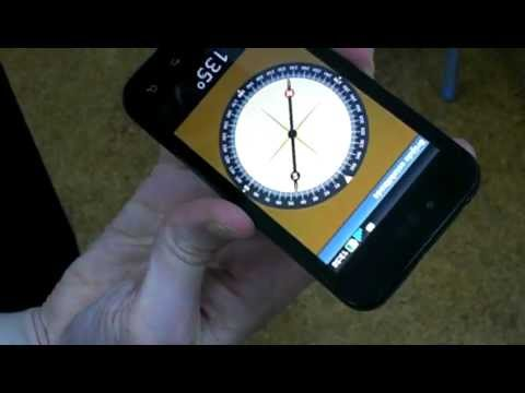 Video of Steady compass