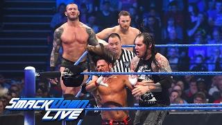 SmackDown LIVE: Mahal, Owens y Corbin obtienen victoria; se unen féminas y más.