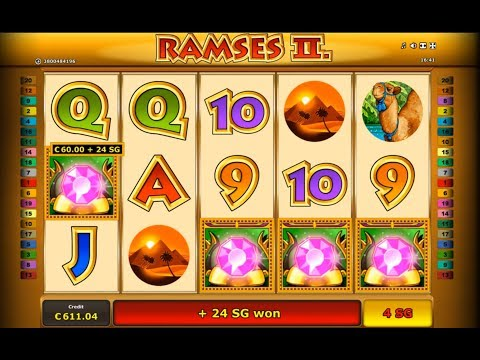 Slot machine ramses 2