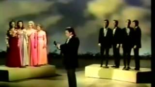 Johnny Cash sings The Battle Hymn Of The Republic