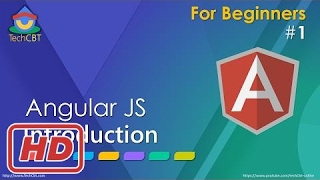 [Javascript Tutorial] AngularJS: Basic Introduction (for very beginners)