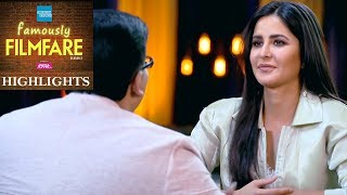 Katrina Kaif Interview | Katrina Kaif talks about love and friendship | Famously Filmfare S2