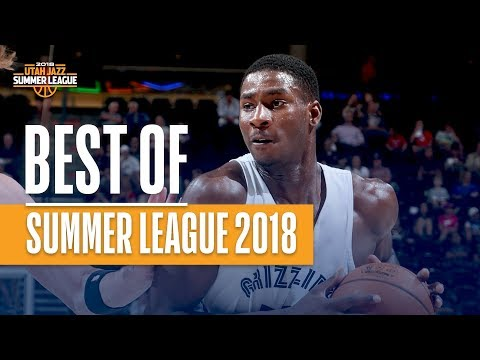 301e100aae5a Best Plays From The 2018 NBA Utah Summer League
