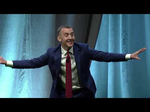 Eric Feinendegen - 2018 World Championship of Public Speaking