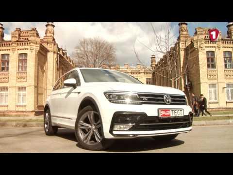 Volkswagen  Tiguan Паркетник класса J - тест-драйв 6