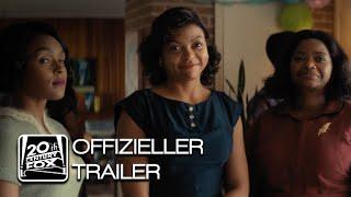 Hidden Figures - Unerkannte Heldinnen Film Trailer