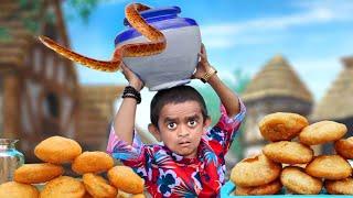 छोटू दादा का सांप | CHOTU DADA KA SAANP | Khandesh Hindi Comedy | Chotu Dada Comedy Video