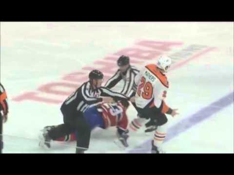 Connor Crisp vs Derek Mathers