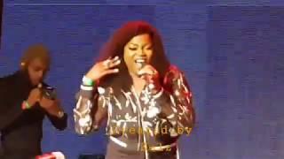 Falz Sege Vs Funke Akindele Jenifa Shaku Shaku Dance Competition Live In London 2018