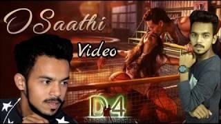 O Saathi | Baaghi 2 | Lyrical & feel Dance Choreography By D4 Dance Academy