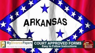 How to file Arkansas Divorce Forms Online