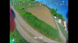 DVR FPV Racing Training at home