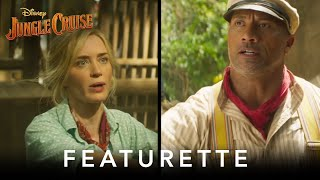 Action Side by Side   Disney's Jungle Cruise   Experience it July 30