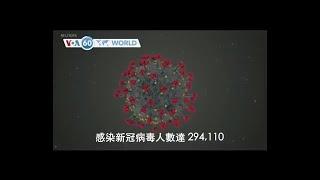 VOA國際60秒(粵語): 2020年3月23日