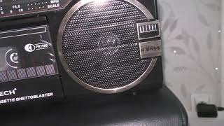 RADIO CASSETTE USB RICATECH BACK TO THE 80S